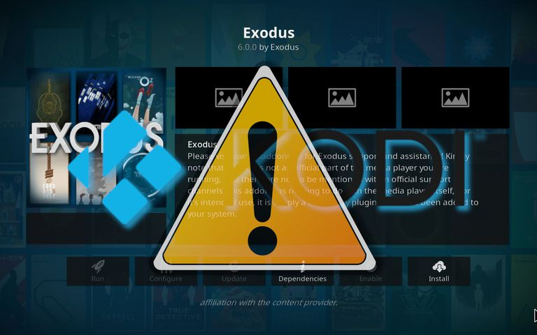 What to Do When Exodus Is Not Working