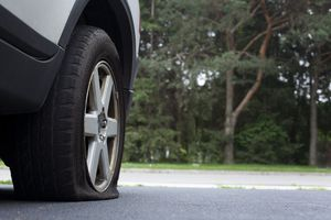 Products like Fix-A-Flat get you back on the road quick and easy, but there can be complications with the TPMS.
