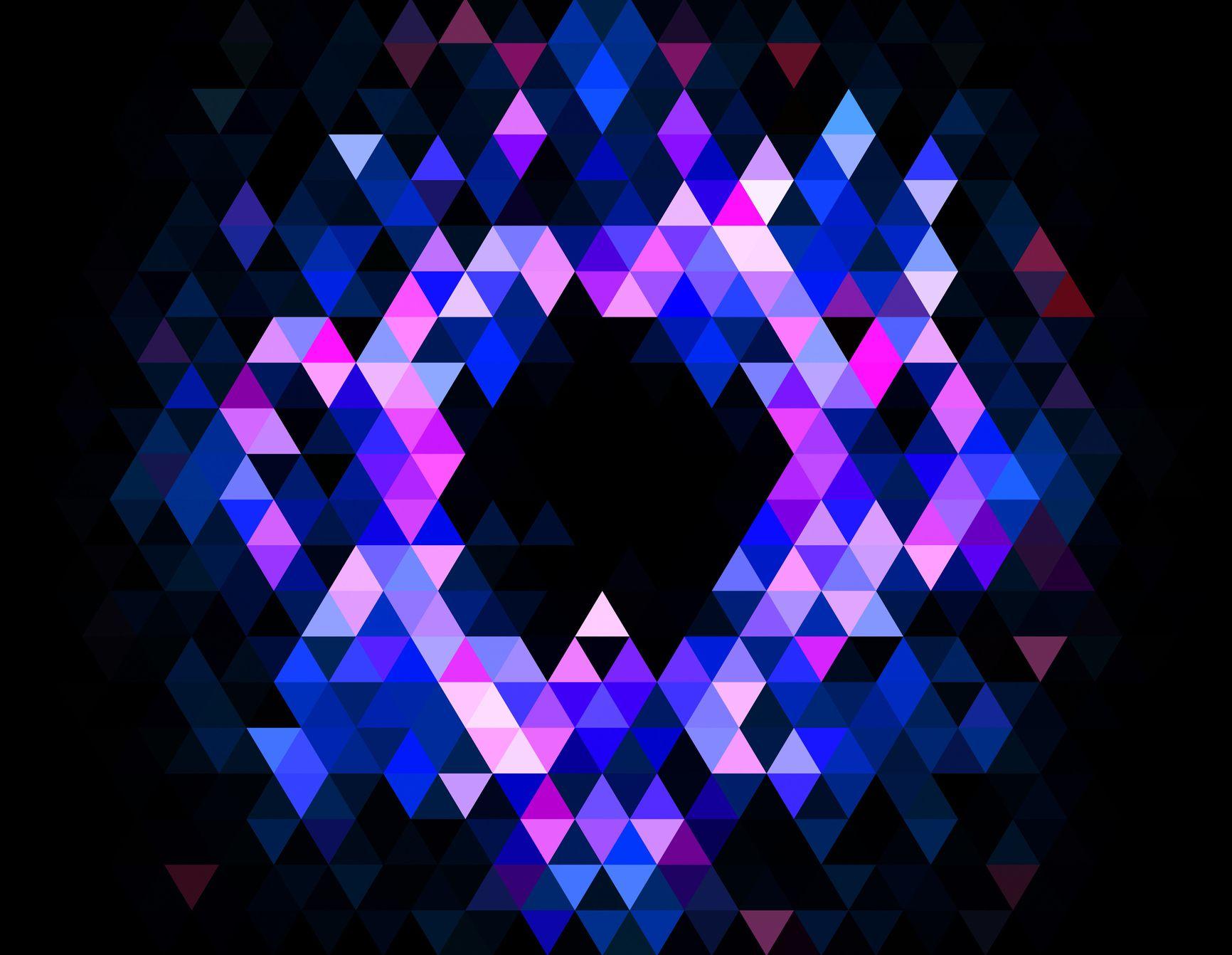 Virtual circle of prisms