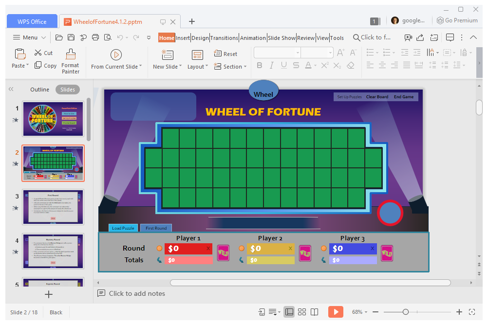 14 Free Powerpoint Game Templates For The Classroom