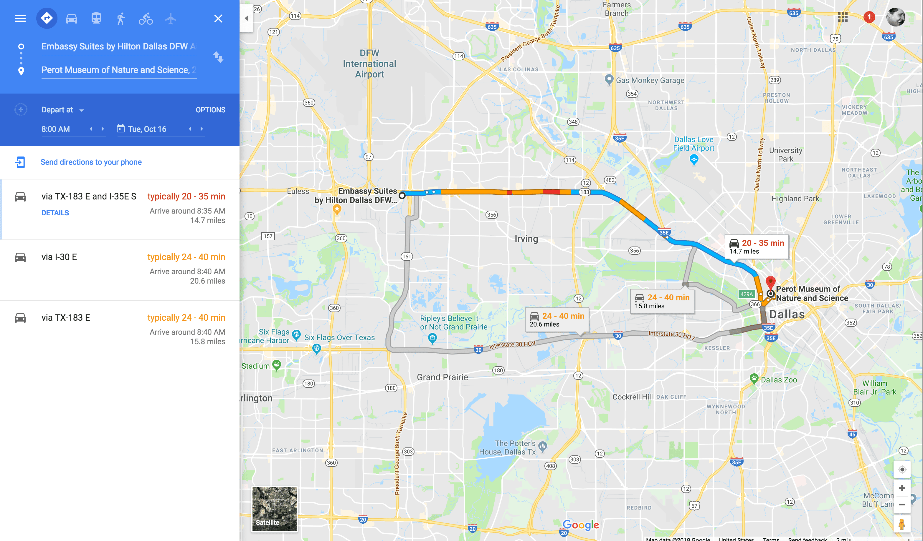 How Google Traffic Works