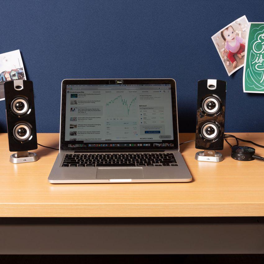 Cyber Acoustics CA-3602 Speaker