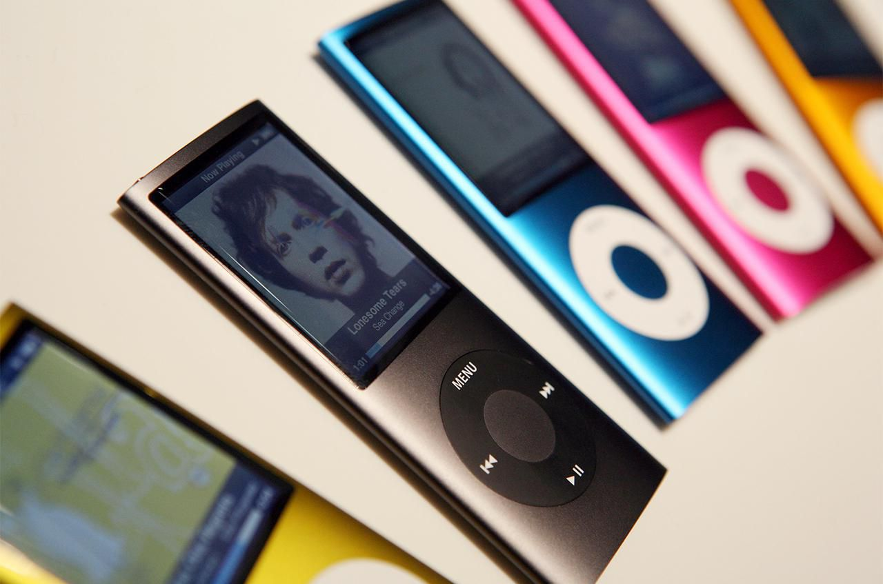 transferring songs from one ipod to another