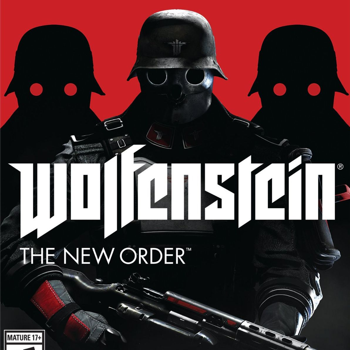 Wolfenstein-The New Order