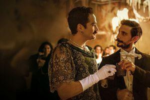 Alfonso Herrera and Emiliano Zurita in Dance of the 41