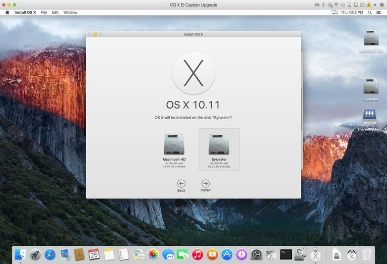 How to perform a clean install of os x el capitan on your mac back up your existing version of os x and your user data ccuart