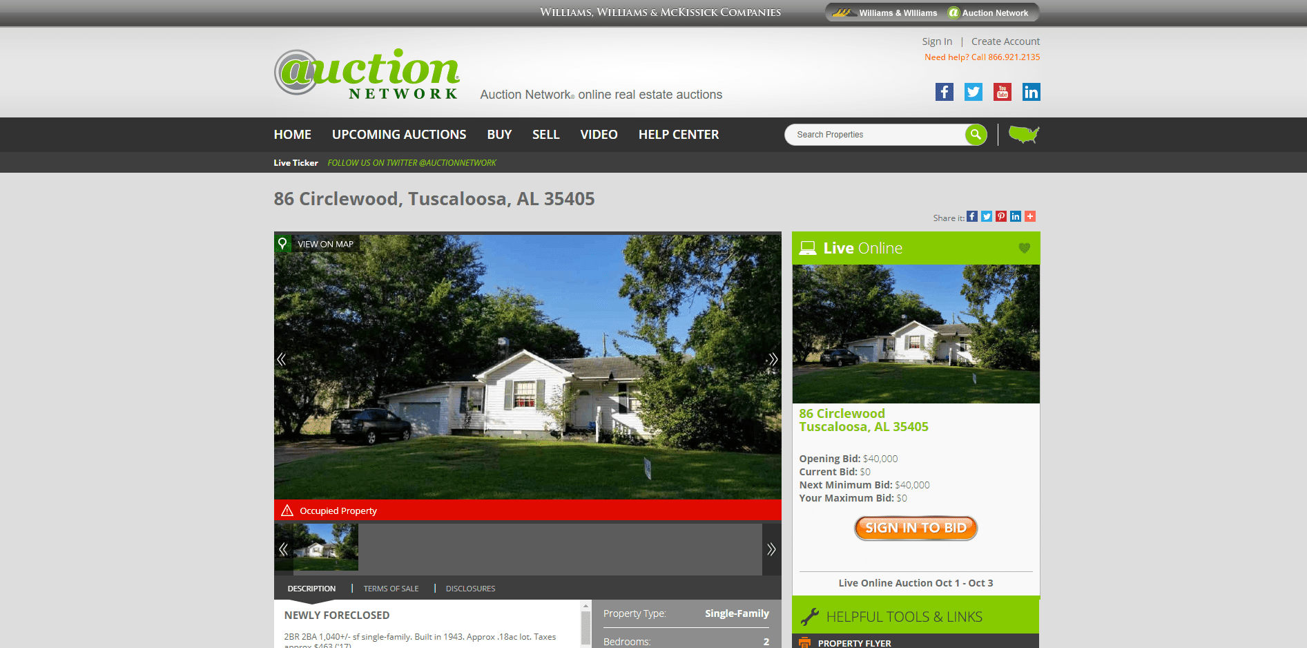 The 8 Best Online Real Estate Auction Sites