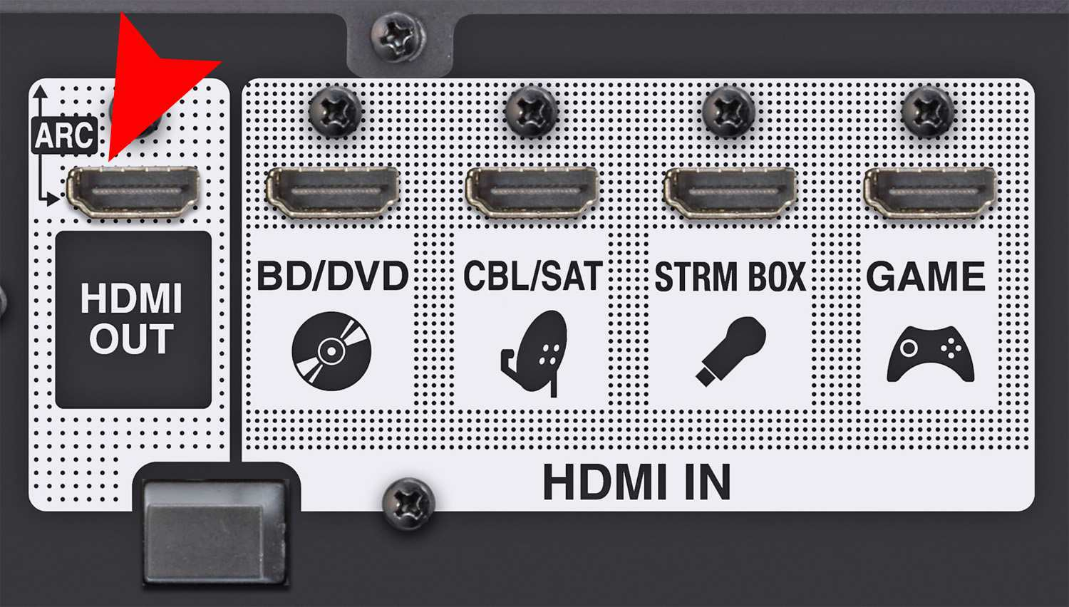 All About Hdmi Arc Audio Return Channel And Earc Stereo Receiver Wiring Diagram Home Theater With Connection