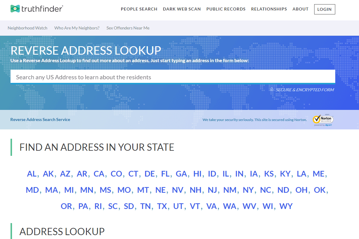 Free Reverse-Address Lookup Resources