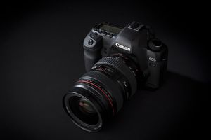 Canon 24-70mm 2.8 L Series Lens with 5D Mark II
