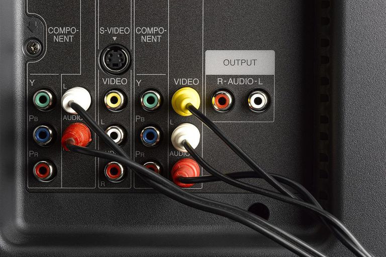 How to Connect a TV to a Speaker System
