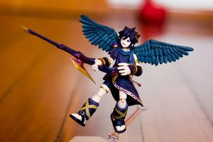 Kid Icarus figurine