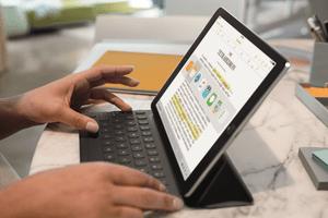 The 9.7-inch iPad Pro
