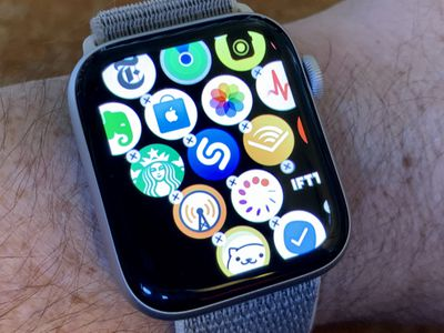Apps on Apple Watch with