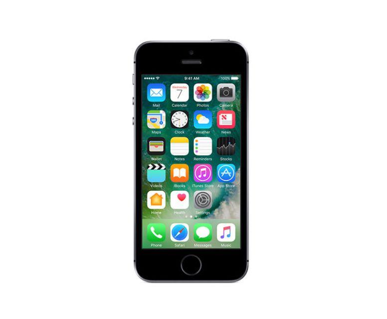 Apple® iPhone® SE. Courtesy of Virgin Mobile