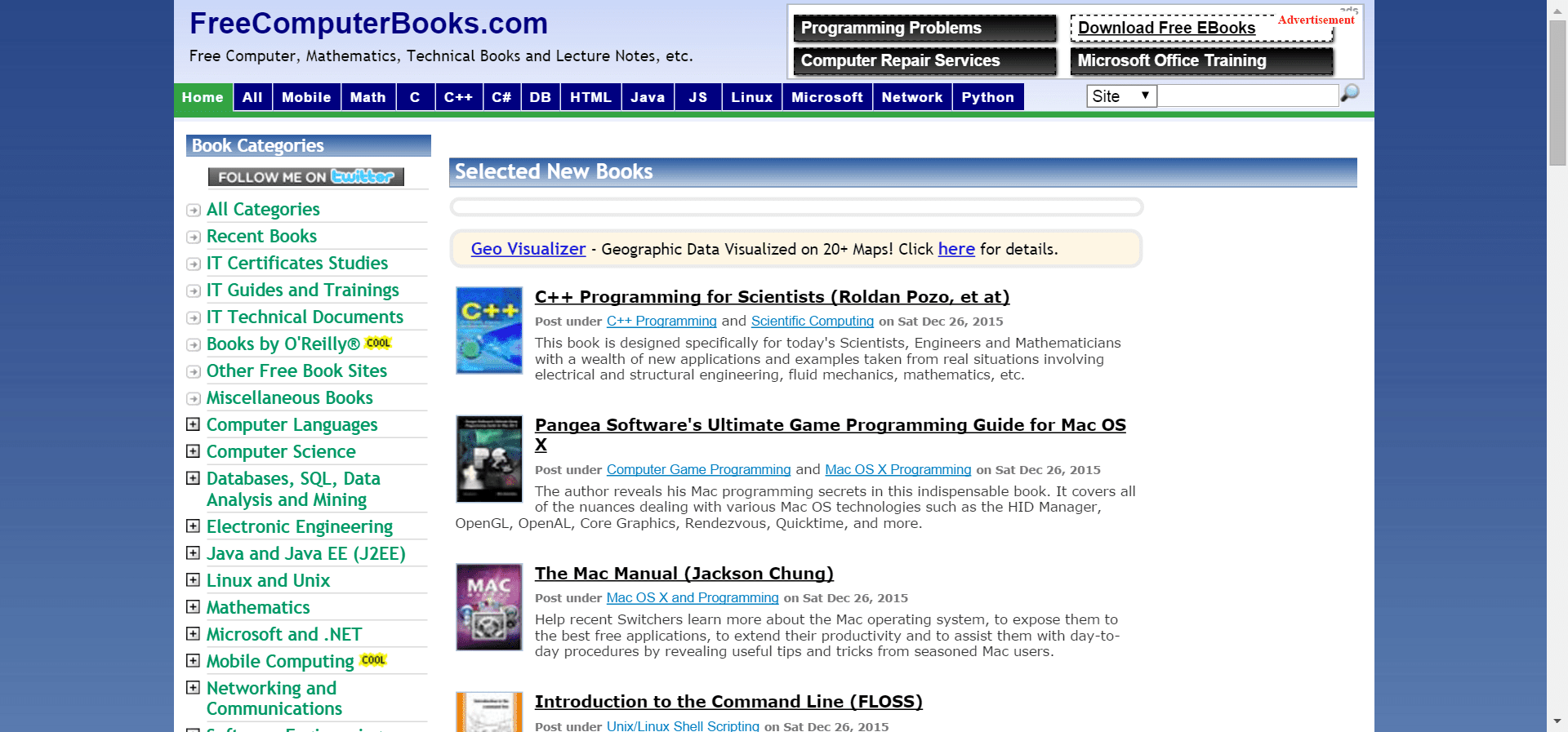 20 best sites to download free books ccuart