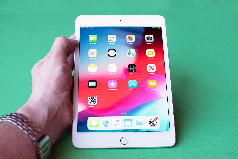 apple ipad mini 2019 review pint sized powerhouse