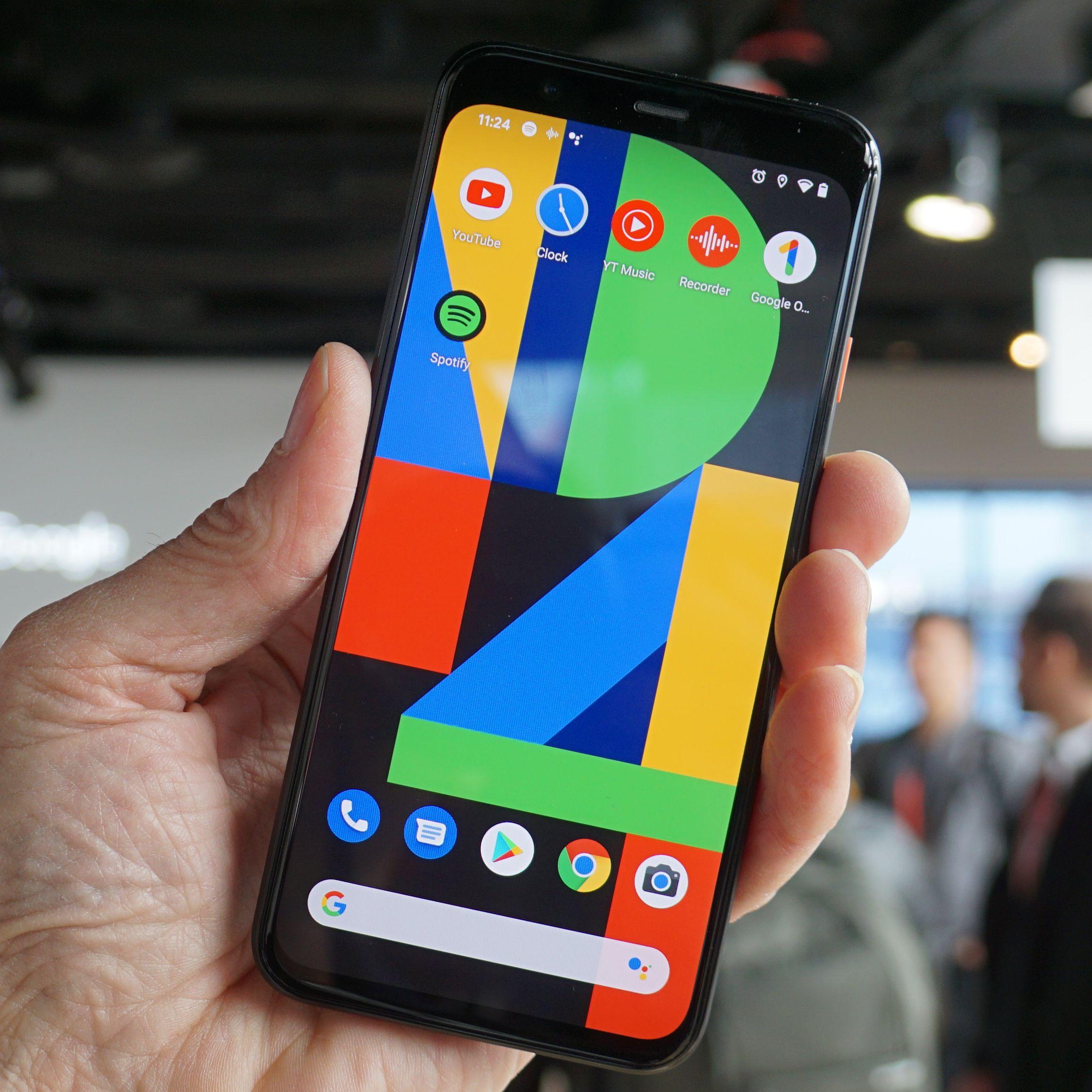 Google Pixel 4 Hands On