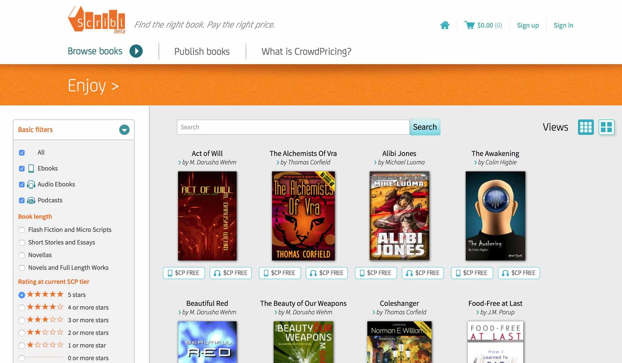 Top 10 Audiobook Download Sites for iPhone
