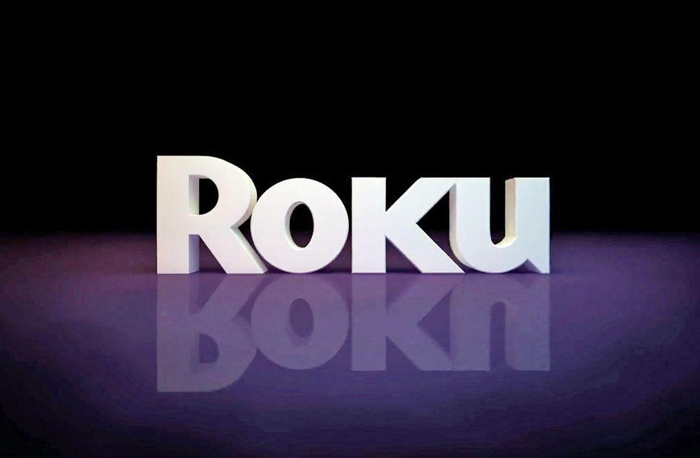 Roku Power Up Screen