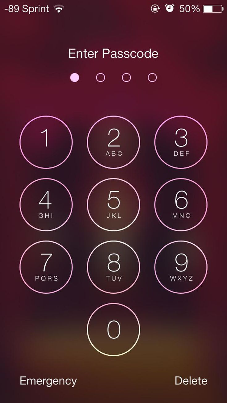 How to Strengthen Your iPhone's Passcode