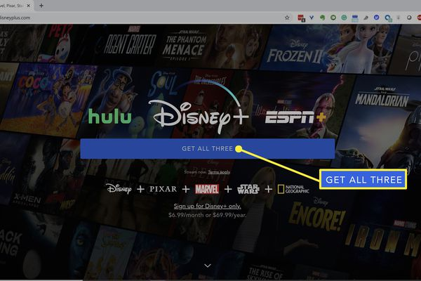 Adding Disney Plus to Hulu