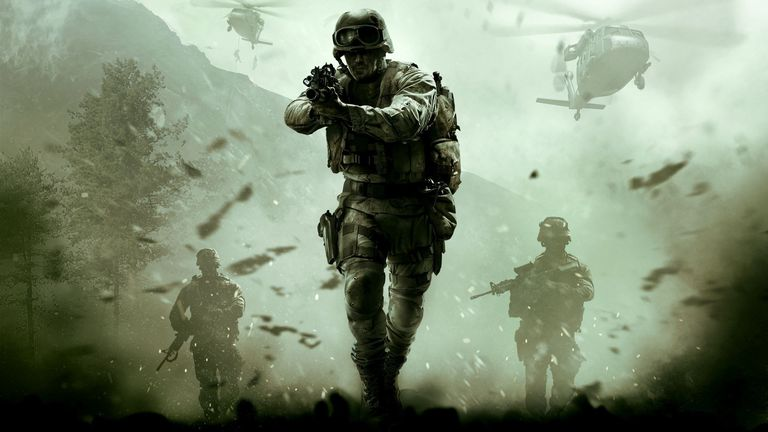 call of duty 4 modern warfare mac cheats