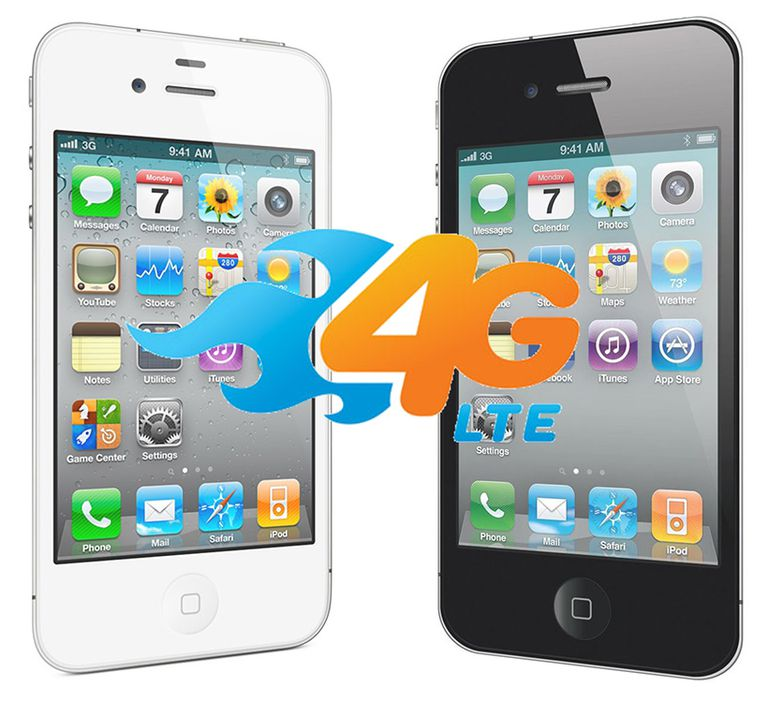 iphone 4s 4g are the iphone 4 and iphone 4s 4g phones 10899