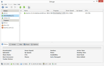 uTorrent Review (A Free Torrent Downloader)