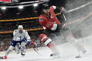 NHL 16 screen