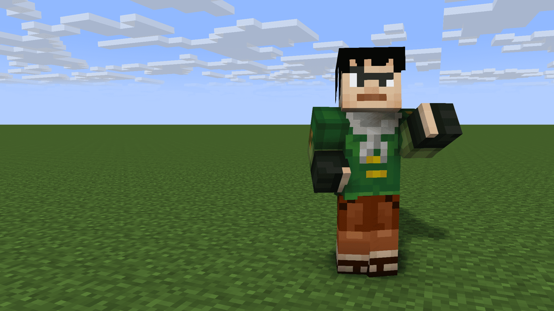 Download Skins for Minecraft: Story Mode
