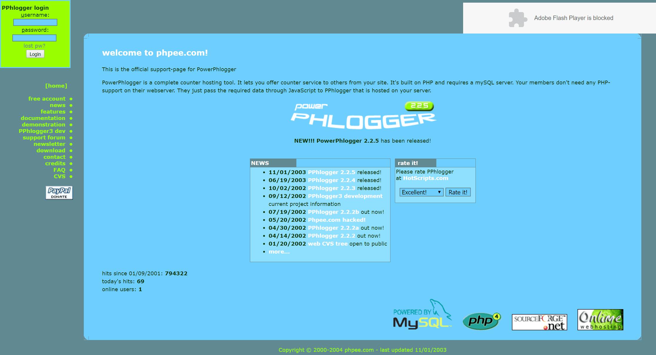 Free Web Log Analysis Tools