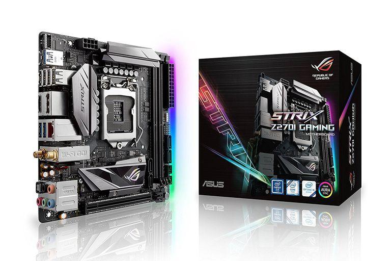 ASUS ROG Strix Z270I Gaming Motherboard