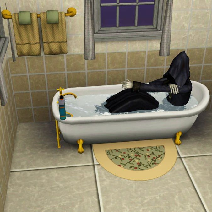 Cheating Death, Mourning, and Ghosts in 'The Sims'
