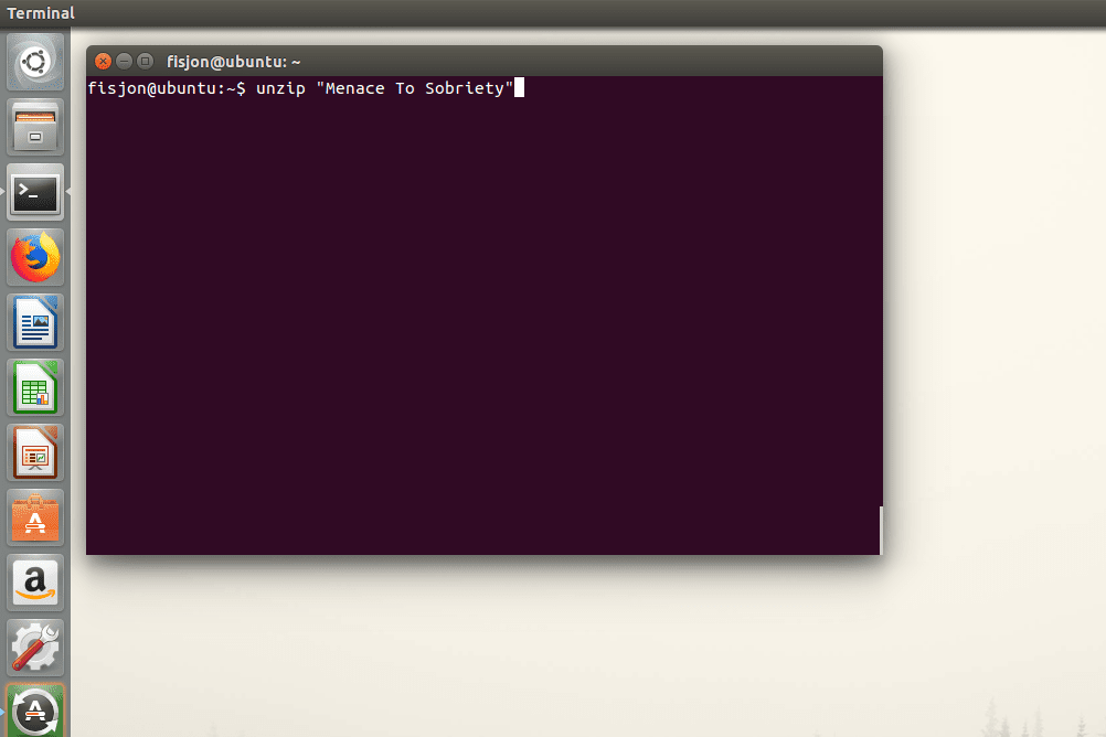 How to Unzip Files Using the Linux Command Line