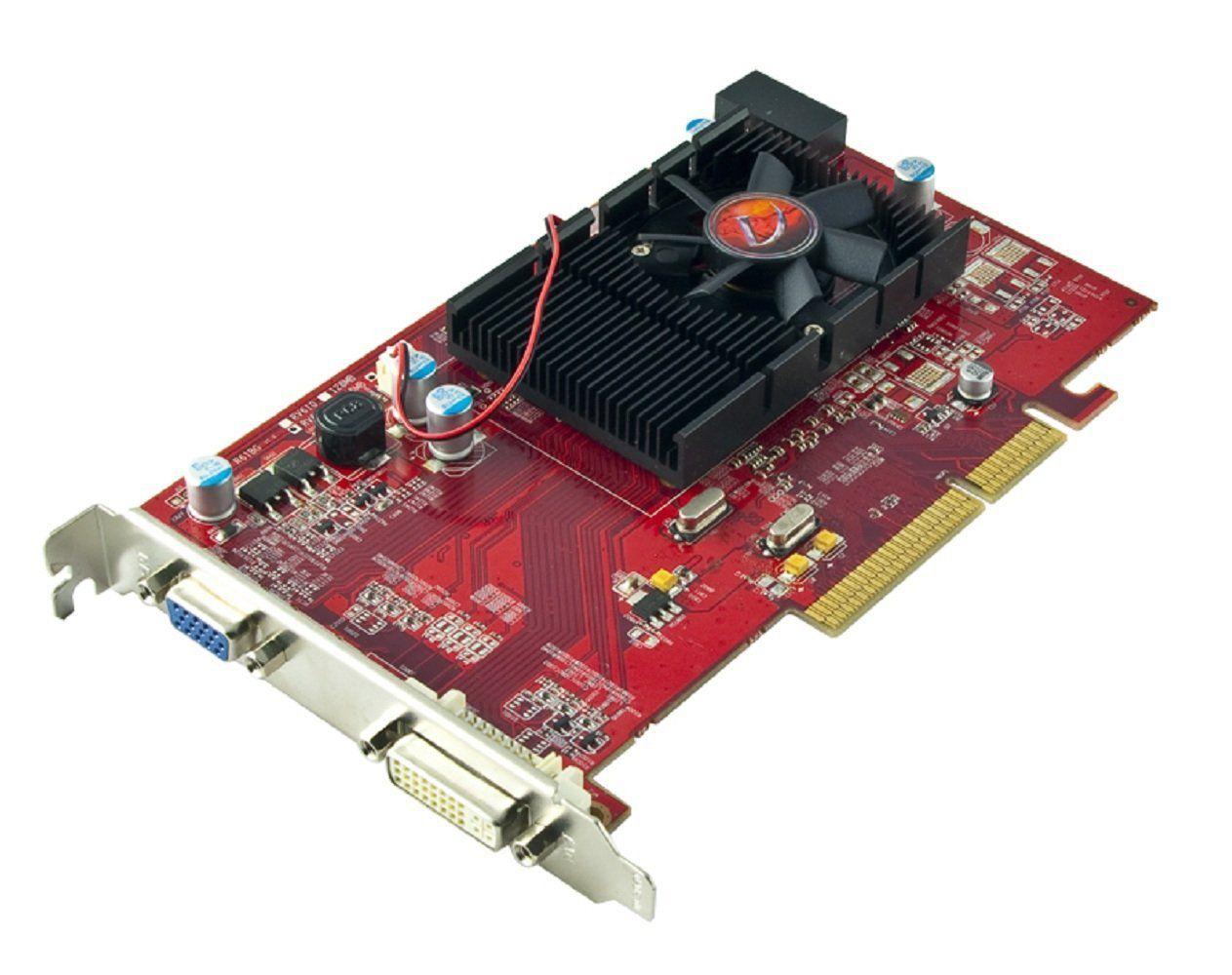 Best For DirectX 10 Support VisionTek Radeon 3450