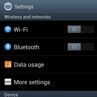 how to connect android wifi to pc