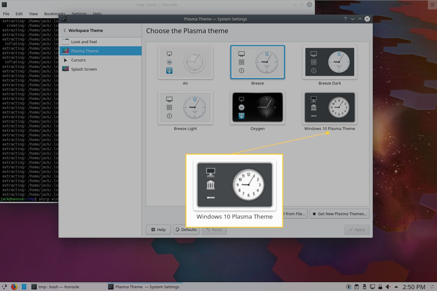 Windows Terminal Themes