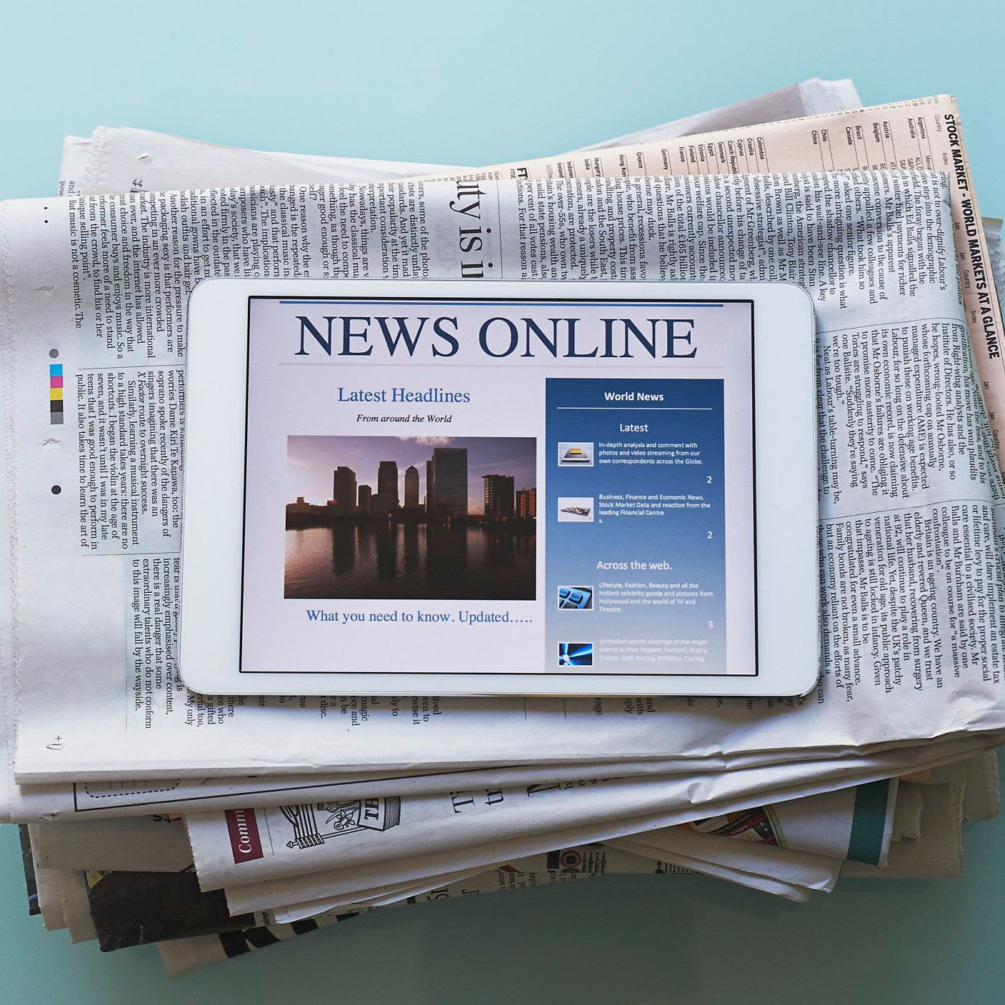The Best Way to Read the News on Your iPad