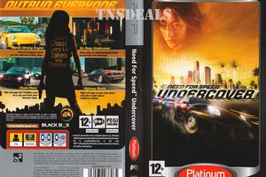 Need for Speed Undercover (PSP)