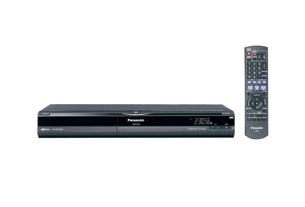 Panasonic DMR-EZ28K DVD Recorder