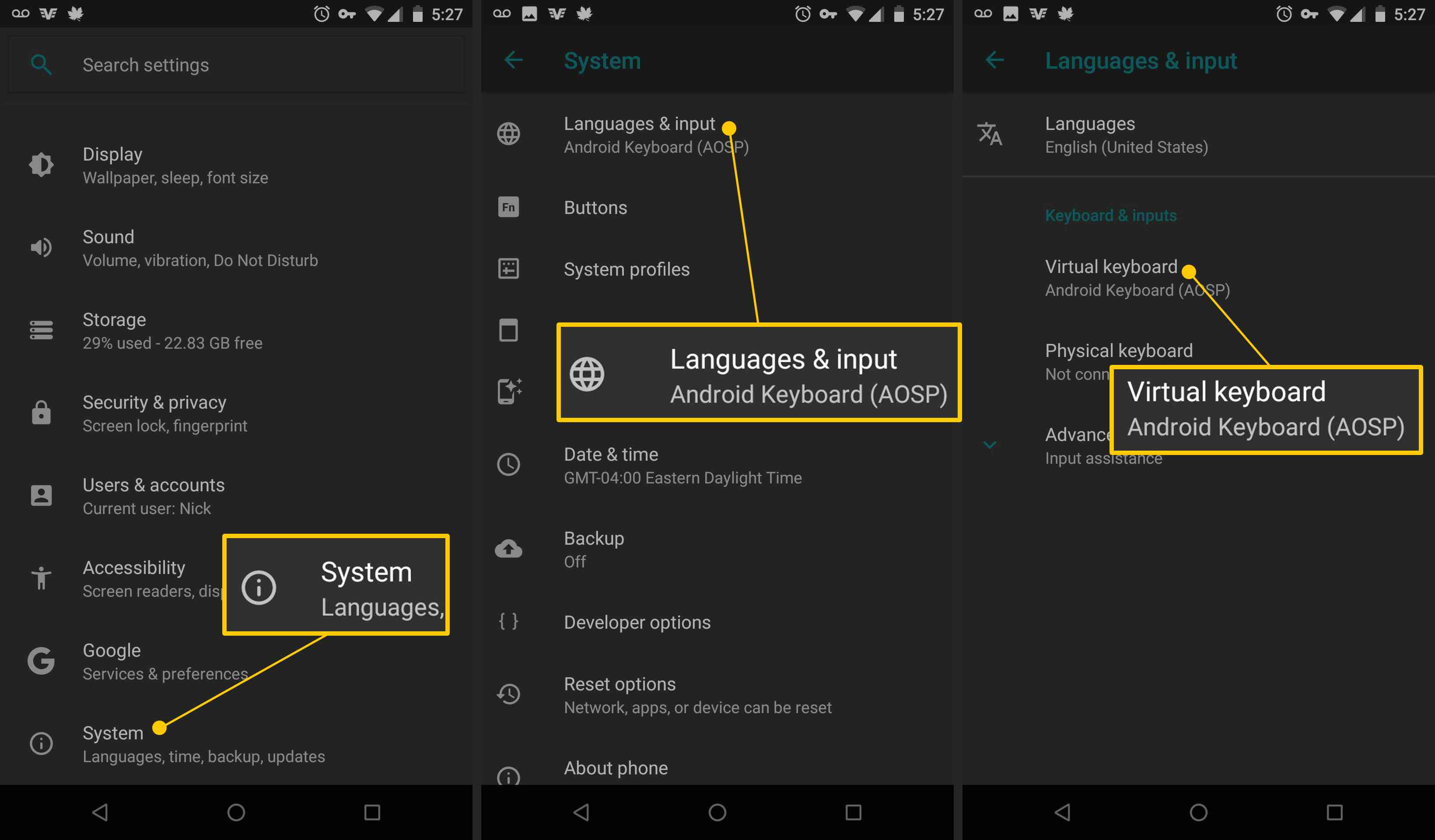 How to Install a Keyboard on Your Android Smartphone