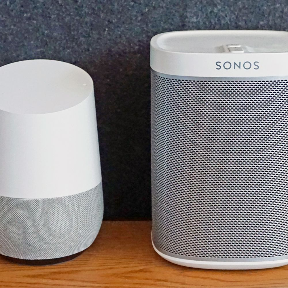 How to Connect Google Home to Sonos Speakers