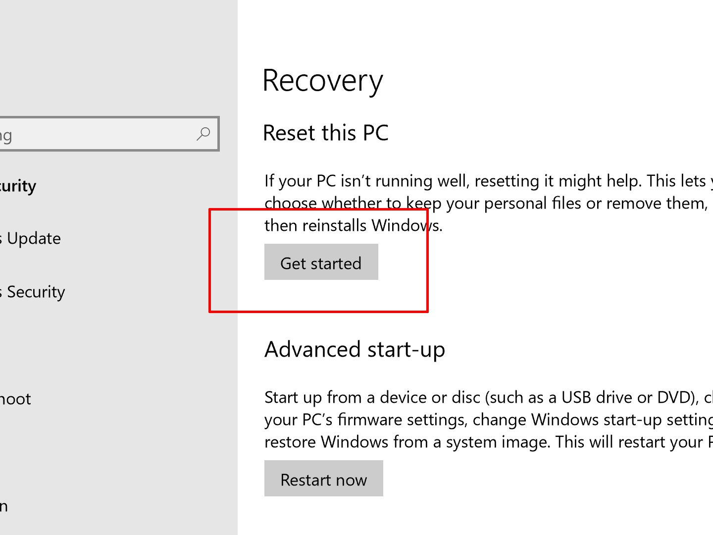 How to Factory Reset a Surface Book, Laptop, or Pro