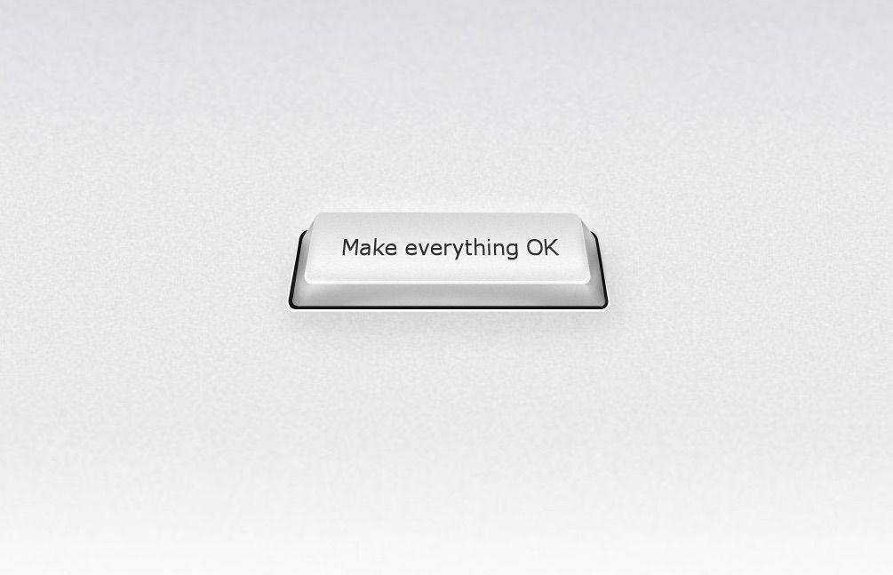 A screenshot of Make-Everything-OK.com.
