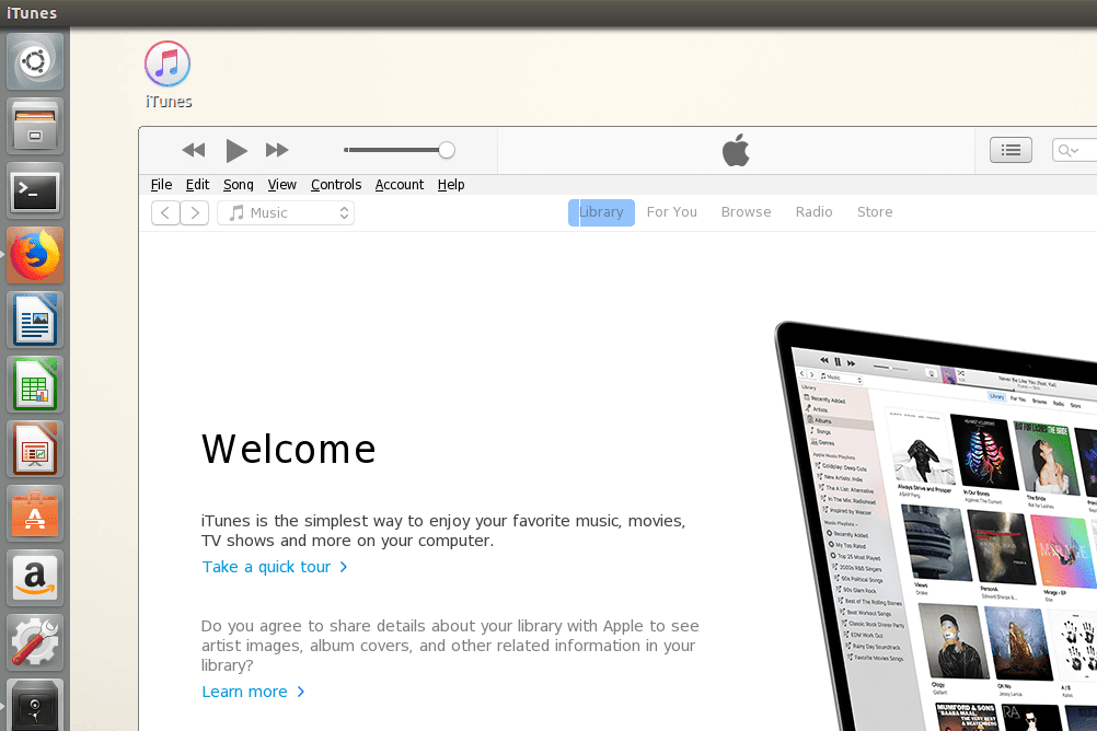 How to Download iTunes for Linux