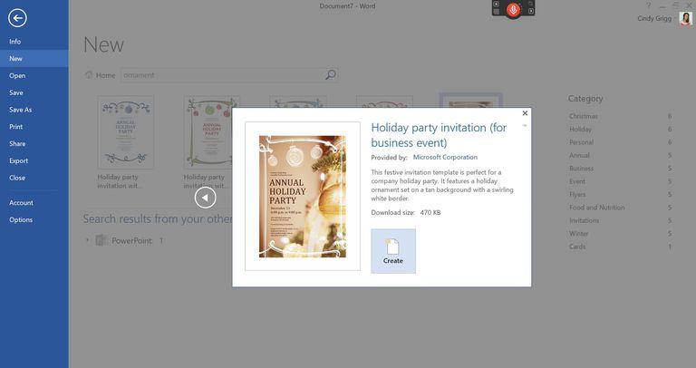 Microsoft S Best Free Diy Christmas Templates