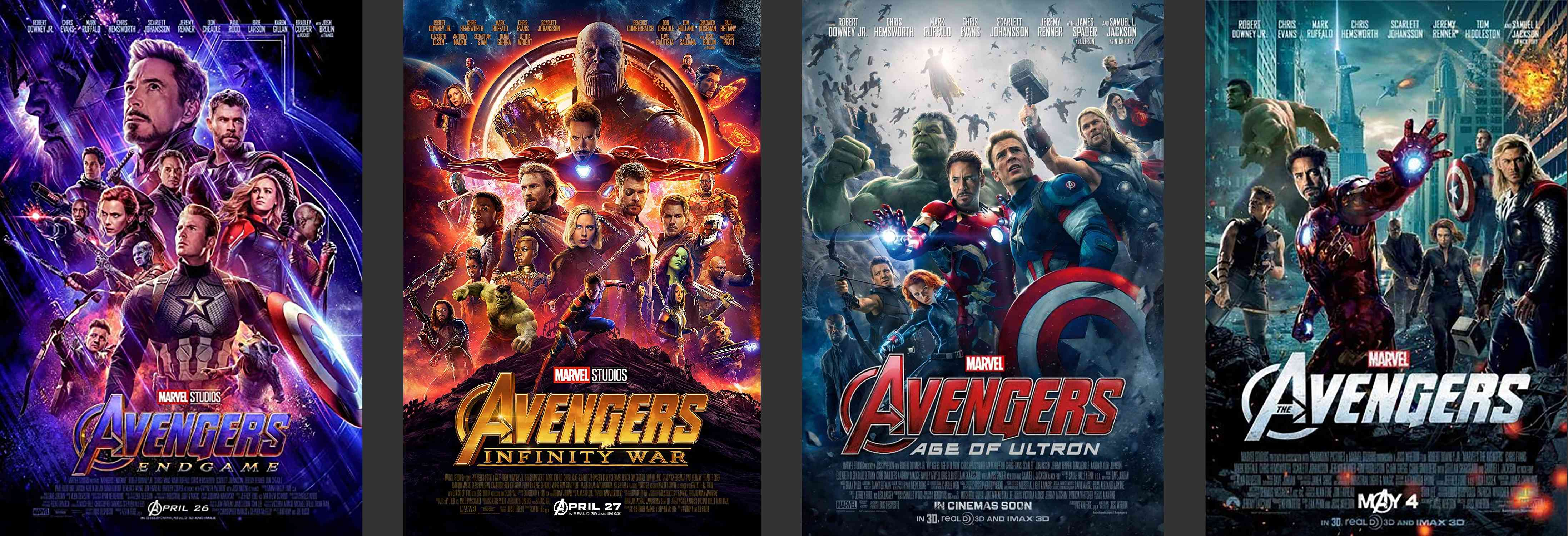 How To Watch Marvel Movies In Order Online