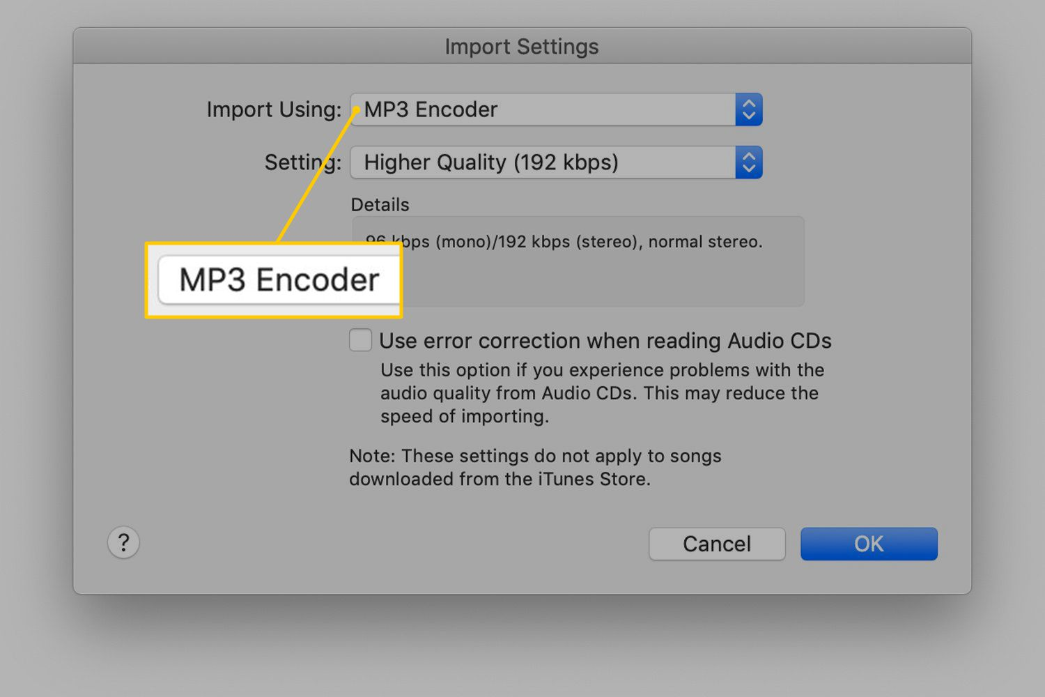 How to Convert AAC to MP3 With iTunes