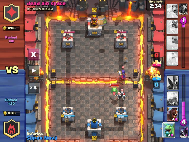 clash royale en pc